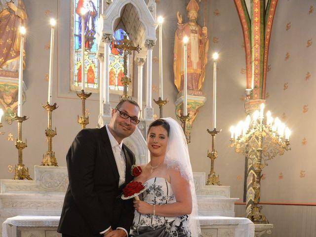 Le mariage de Jennifer et Romain à Carcassonne, Aude 24