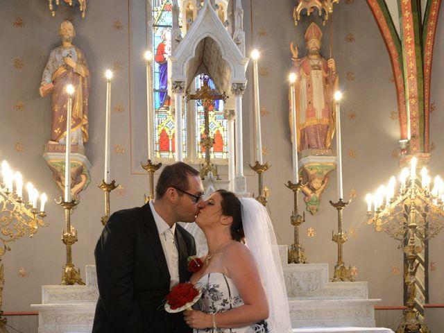 Le mariage de Jennifer et Romain à Carcassonne, Aude 25