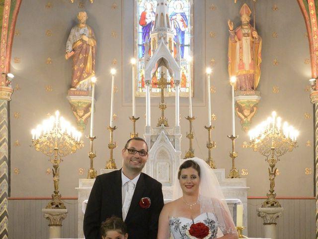 Le mariage de Jennifer et Romain à Carcassonne, Aude 26