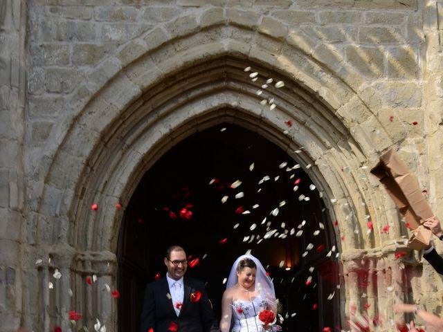 Le mariage de Jennifer et Romain à Carcassonne, Aude 27