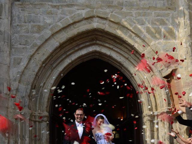 Le mariage de Jennifer et Romain à Carcassonne, Aude 28