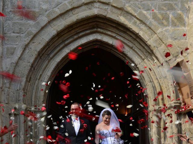 Le mariage de Jennifer et Romain à Carcassonne, Aude 29