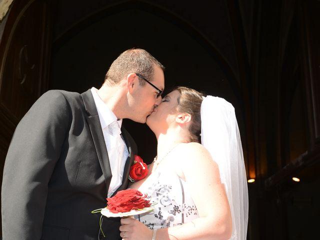 Le mariage de Jennifer et Romain à Carcassonne, Aude 33