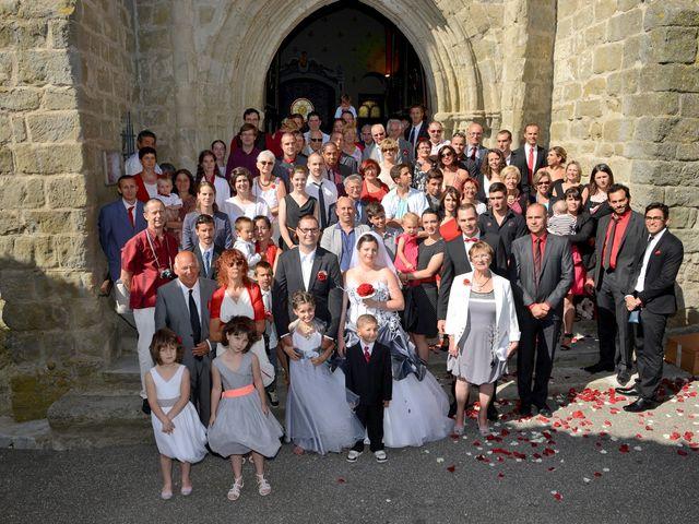 Le mariage de Jennifer et Romain à Carcassonne, Aude 35