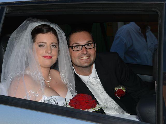 Le mariage de Jennifer et Romain à Carcassonne, Aude 36