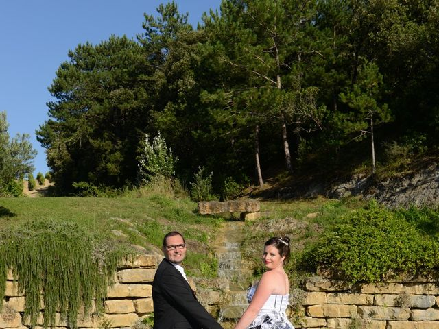 Le mariage de Jennifer et Romain à Carcassonne, Aude 43