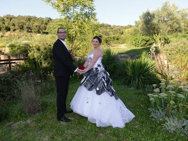 Le mariage de Jennifer et Romain à Carcassonne, Aude 45