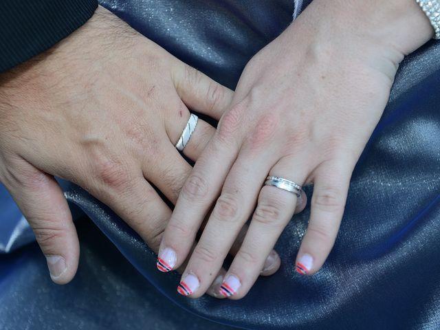 Le mariage de Jennifer et Romain à Carcassonne, Aude 49