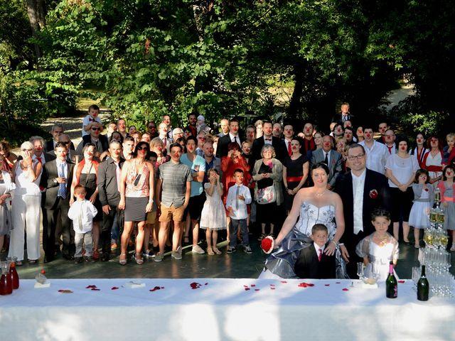 Le mariage de Jennifer et Romain à Carcassonne, Aude 52