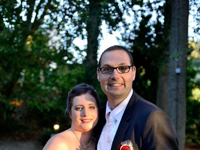 Le mariage de Jennifer et Romain à Carcassonne, Aude 55