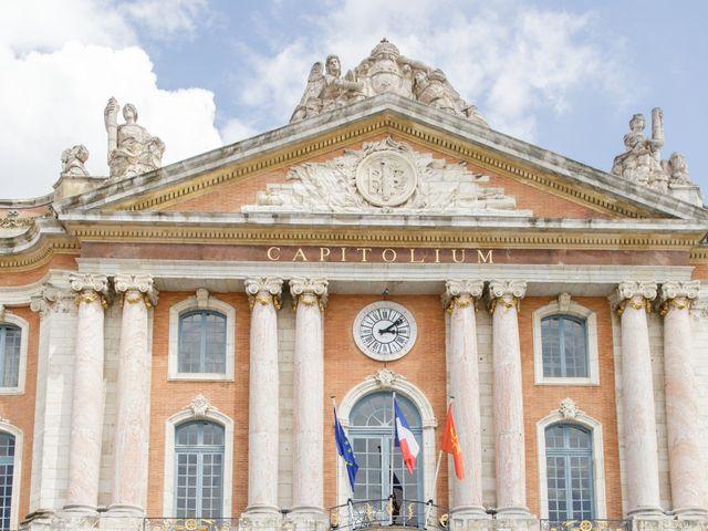 Le mariage de Alexandra et Cédric à Toulouse, Haute-Garonne 15