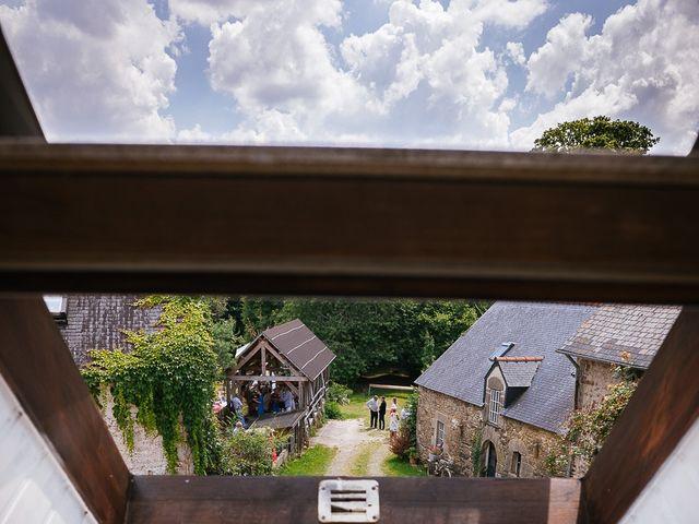 Le mariage de Julien et Marie à Cléguérec, Morbihan 22