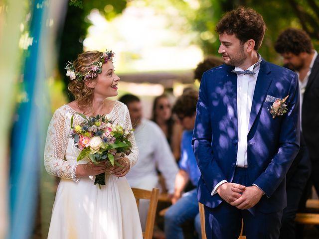 Le mariage de Julien et Marie à Cléguérec, Morbihan 28