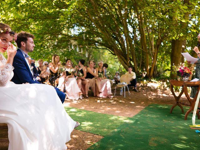 Le mariage de Julien et Marie à Cléguérec, Morbihan 32
