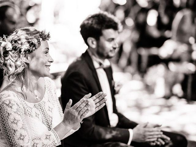 Le mariage de Julien et Marie à Cléguérec, Morbihan 36