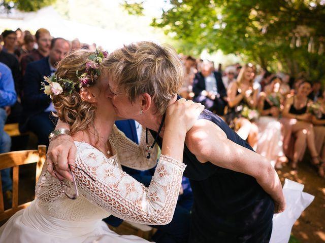 Le mariage de Julien et Marie à Cléguérec, Morbihan 37