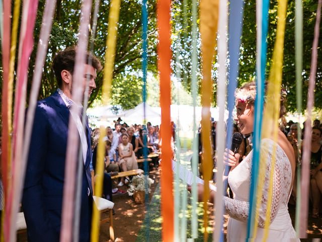Le mariage de Julien et Marie à Cléguérec, Morbihan 40