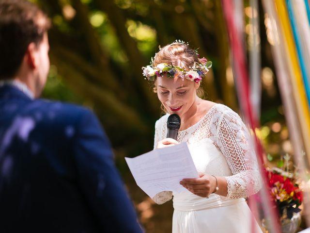 Le mariage de Julien et Marie à Cléguérec, Morbihan 41
