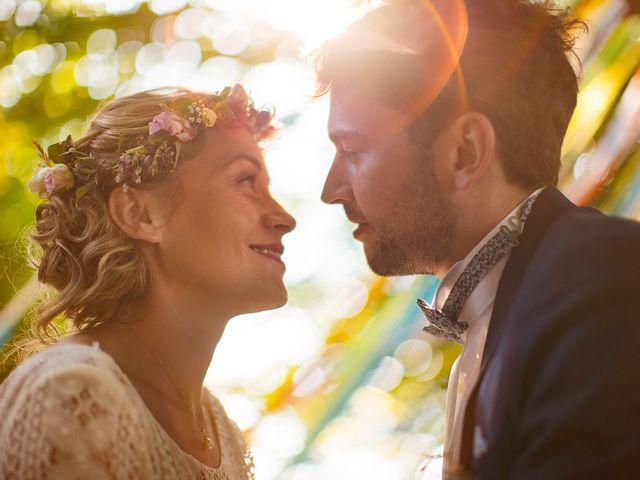 Le mariage de Julien et Marie à Cléguérec, Morbihan 105