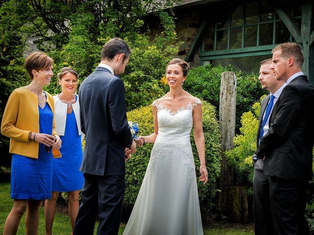 Le mariage de Jean-Marc et Laurie à Coësmes, Ille et Vilaine 17
