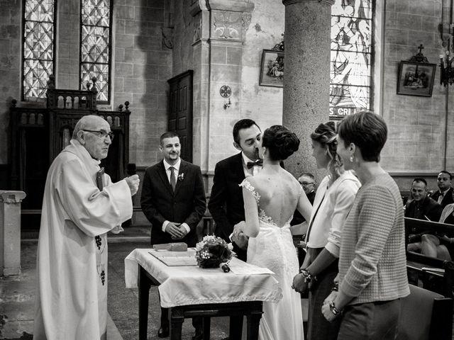 Le mariage de Jean-Marc et Laurie à Coësmes, Ille et Vilaine 35