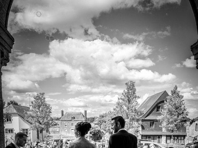 Le mariage de Jean-Marc et Laurie à Coësmes, Ille et Vilaine 1