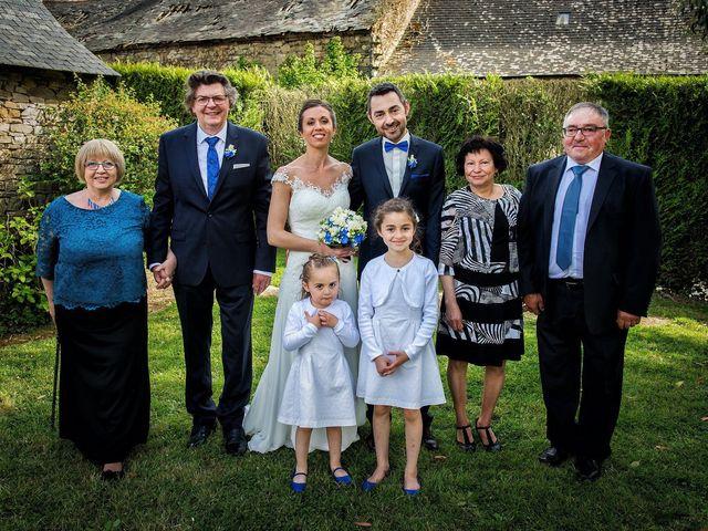 Le mariage de Jean-Marc et Laurie à Coësmes, Ille et Vilaine 43