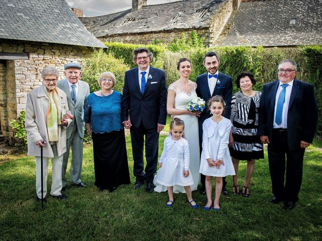 Le mariage de Jean-Marc et Laurie à Coësmes, Ille et Vilaine 44