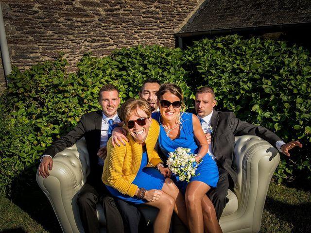 Le mariage de Jean-Marc et Laurie à Coësmes, Ille et Vilaine 73