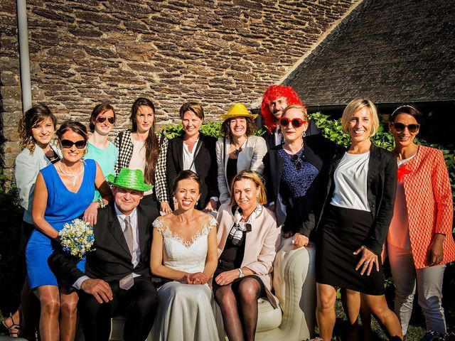 Le mariage de Jean-Marc et Laurie à Coësmes, Ille et Vilaine 74