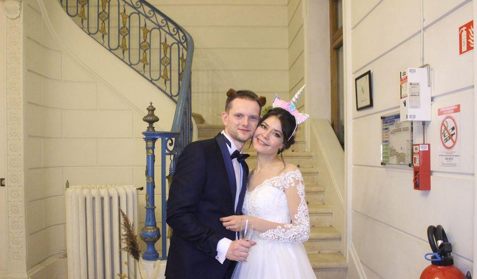 Le mariage de Miliausha et Jérôme à Le Bouscat, Gironde