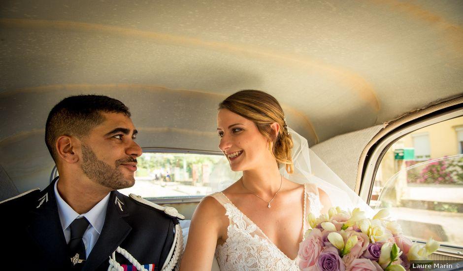 Le mariage de Jimmy et Marlène à Calmont, Haute-Garonne