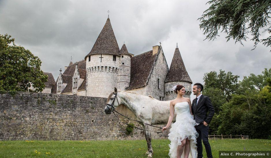 Le mariage de Dany et Olivia à Bergerac, Dordogne