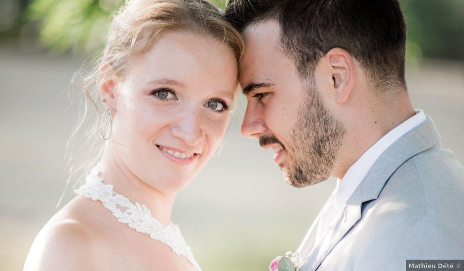 Le mariage de Martin et Laurène à Réalmont, Tarn