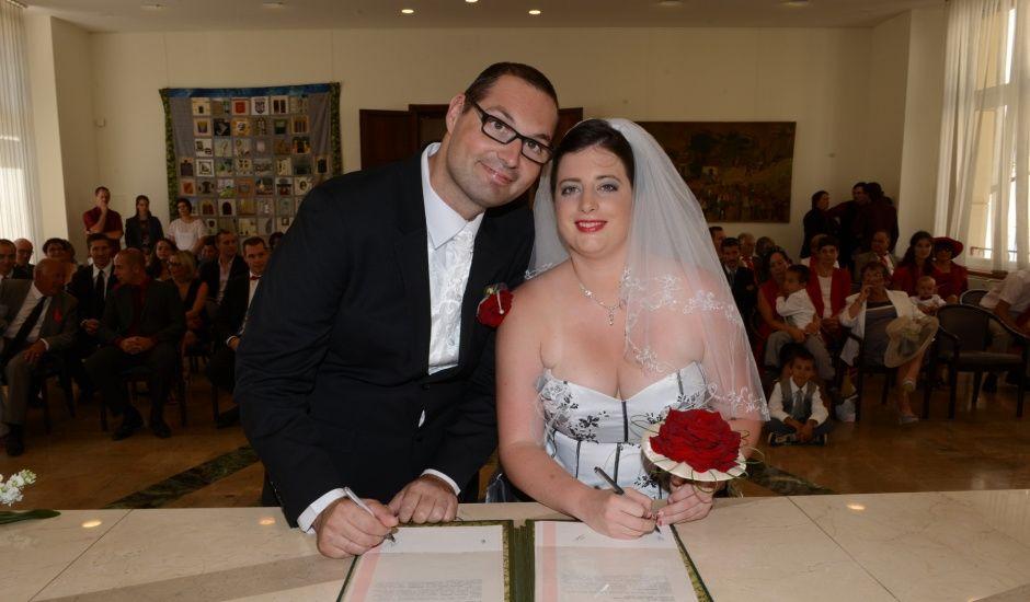 Le mariage de Jennifer et Romain à Carcassonne, Aude