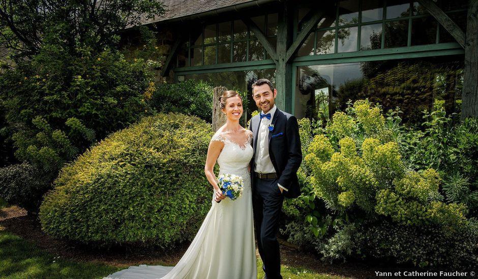 Le mariage de Jean-Marc et Laurie à Coësmes, Ille et Vilaine