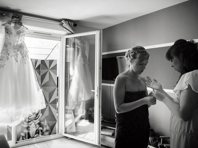 Le mariage de Alexis et Cindy à L'Isle-Jourdain, Gers 7