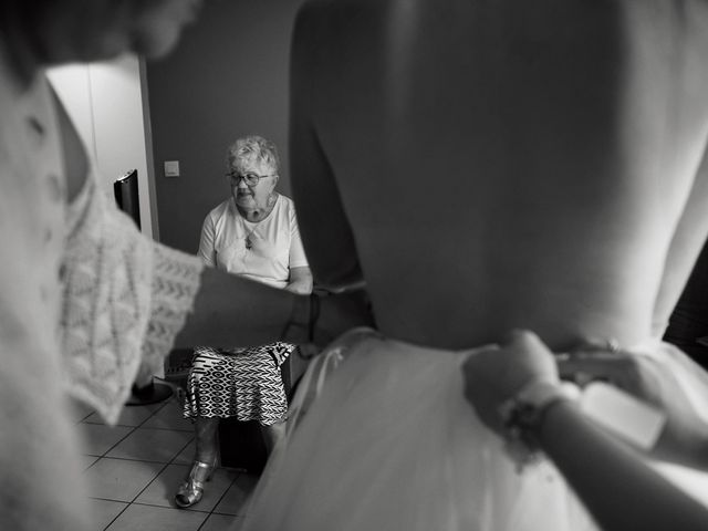 Le mariage de Alexis et Cindy à L'Isle-Jourdain, Gers 8