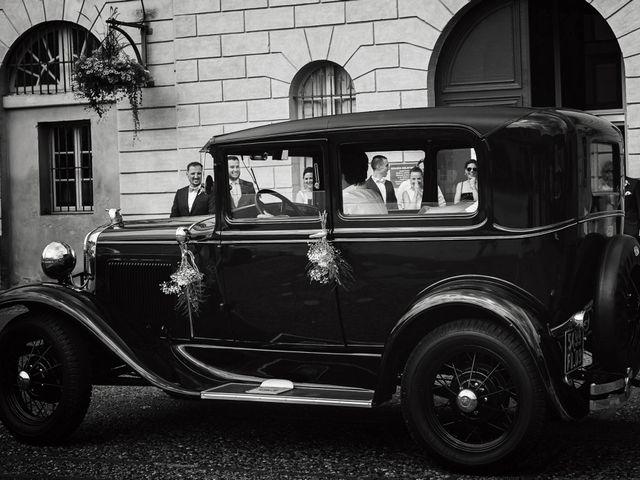Le mariage de Alexis et Cindy à L'Isle-Jourdain, Gers 11