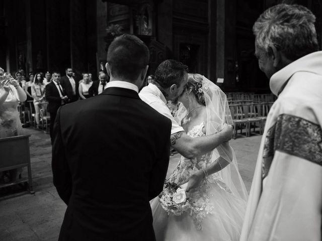 Le mariage de Alexis et Cindy à L'Isle-Jourdain, Gers 17