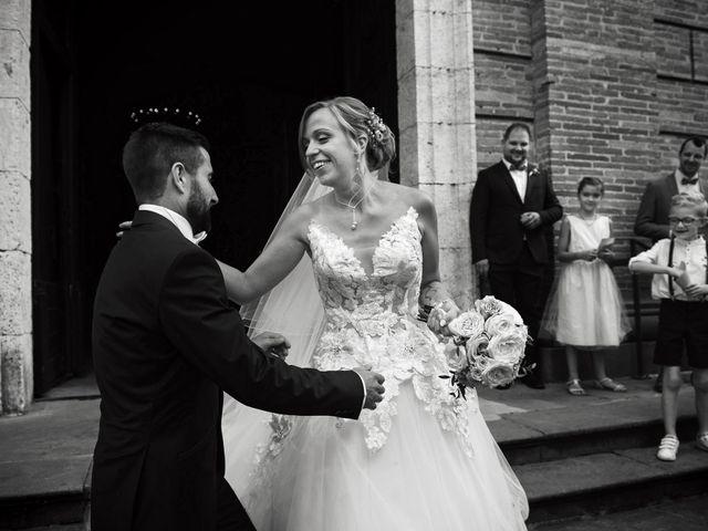 Le mariage de Alexis et Cindy à L'Isle-Jourdain, Gers 21
