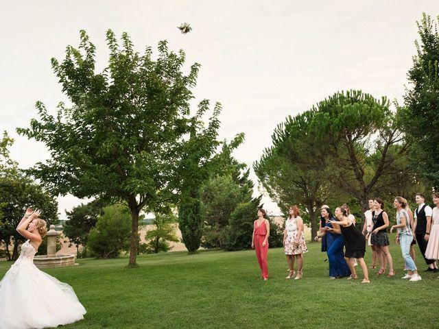 Le mariage de Alexis et Cindy à L'Isle-Jourdain, Gers 35