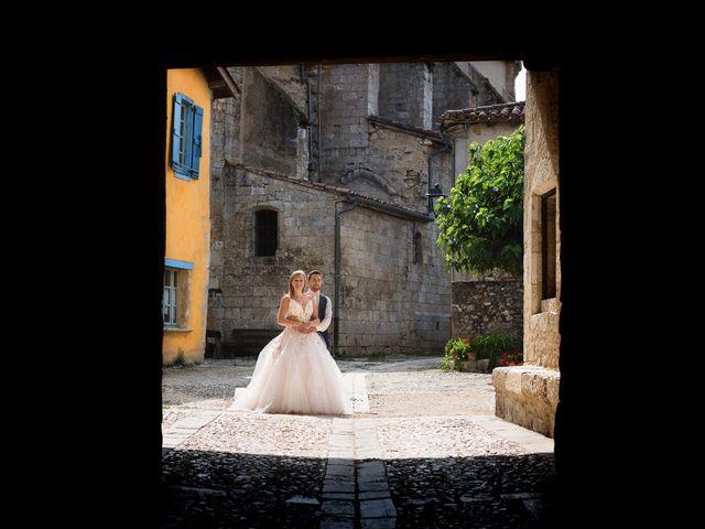 Le mariage de Alexis et Cindy à L'Isle-Jourdain, Gers 40