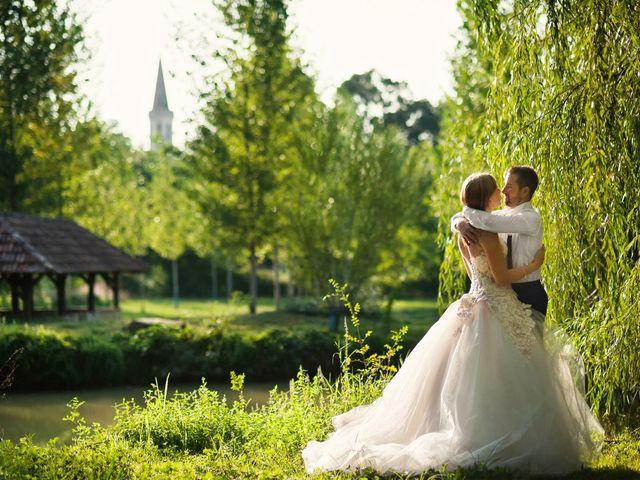 Le mariage de Alexis et Cindy à L'Isle-Jourdain, Gers 41