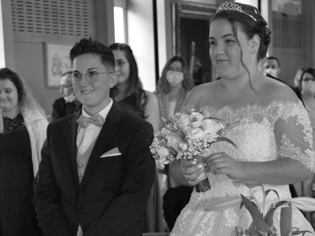 Le mariage de Élodie  et Adeline