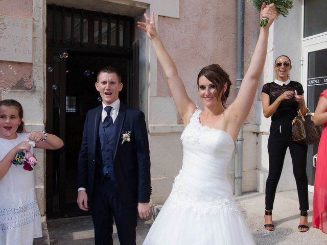 Le mariage de Anthony et Audrey à Castelnau-le-Lez, Hérault 2