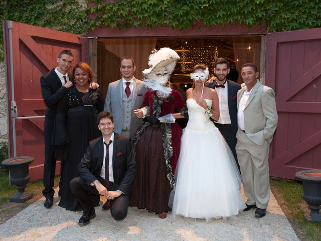 Le mariage de Audrey et Adrien à Sainte-Foy-lès-Lyon, Rhône 1