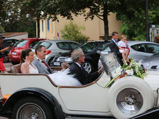 Le mariage de Audrey et Adrien à Sainte-Foy-lès-Lyon, Rhône 6