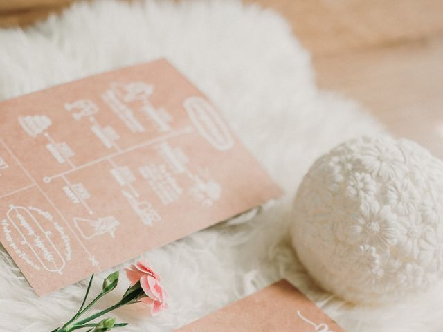 Le mariage de Teddy et Kayana à Hermeray, Yvelines 6