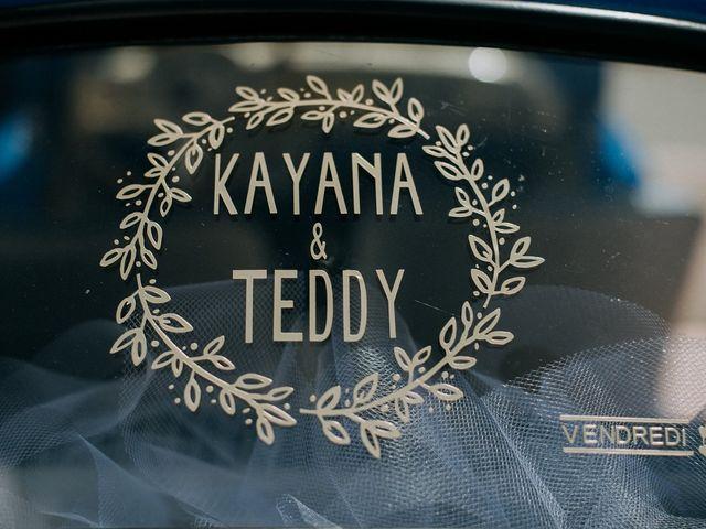 Le mariage de Teddy et Kayana à Hermeray, Yvelines 9